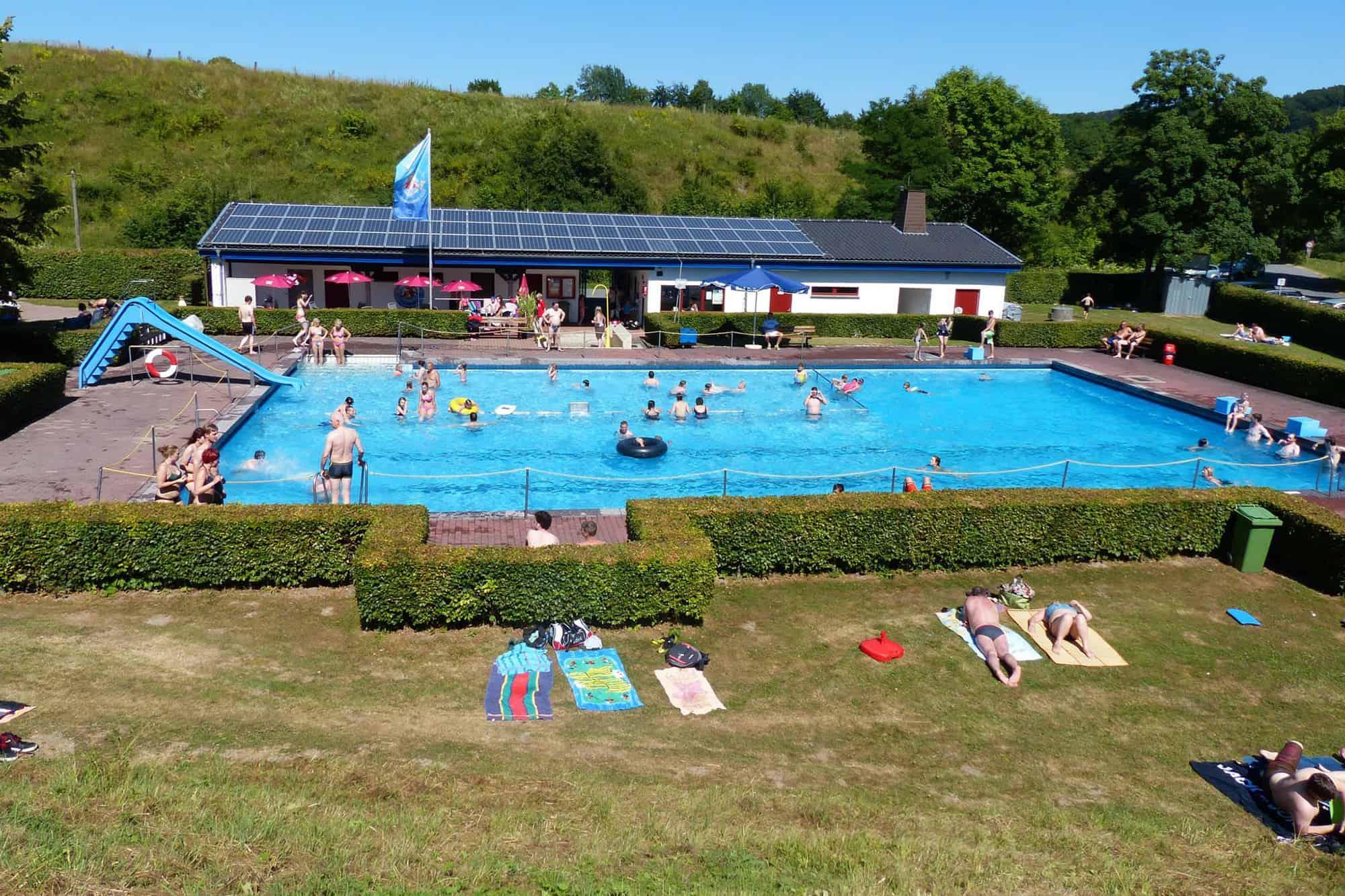 Driburg freibad öffnungszeiten bad Städtisches Freizeitbad
